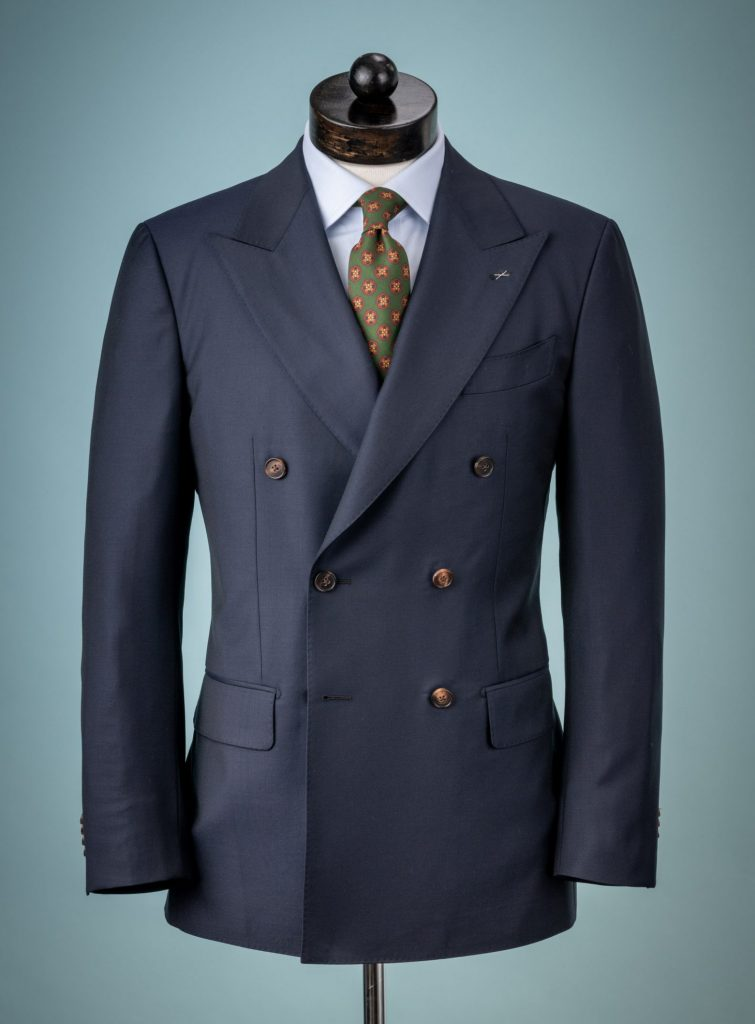 spier and mackay, double breasted suit, suit review, db suit