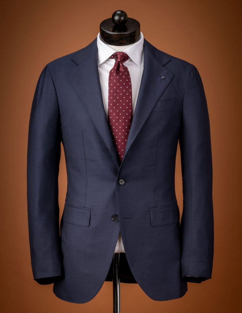 spier and mackay, full canvas suit, suit review