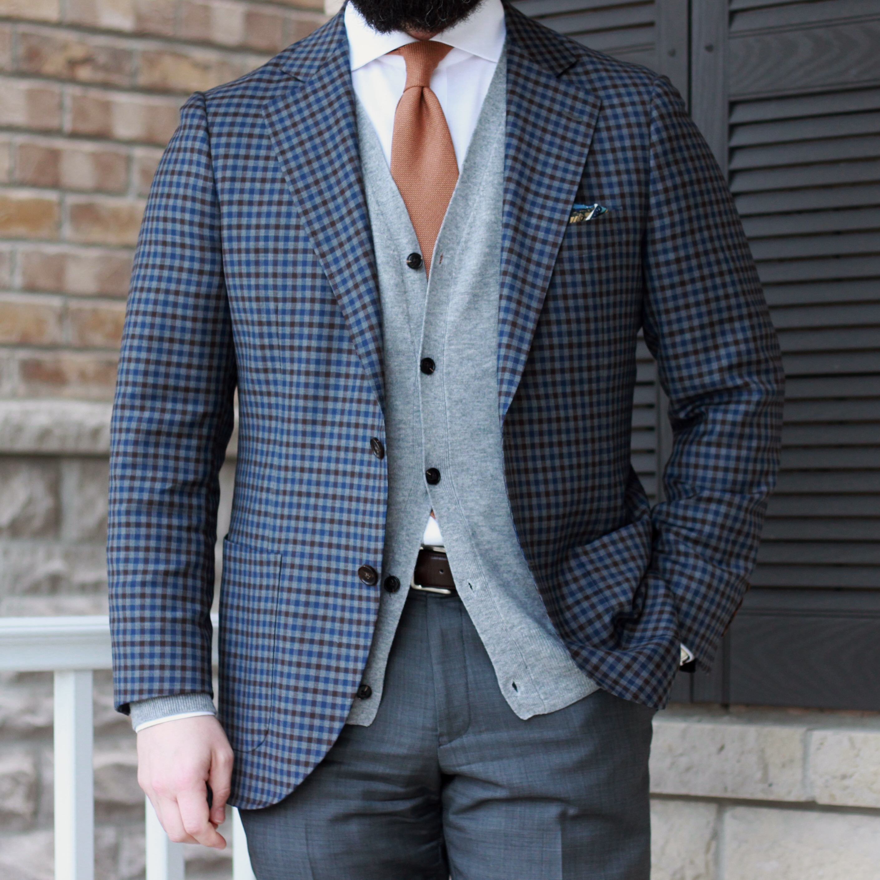 sport coat, what i wore, tie, pocket square, outfit inspiration, photography