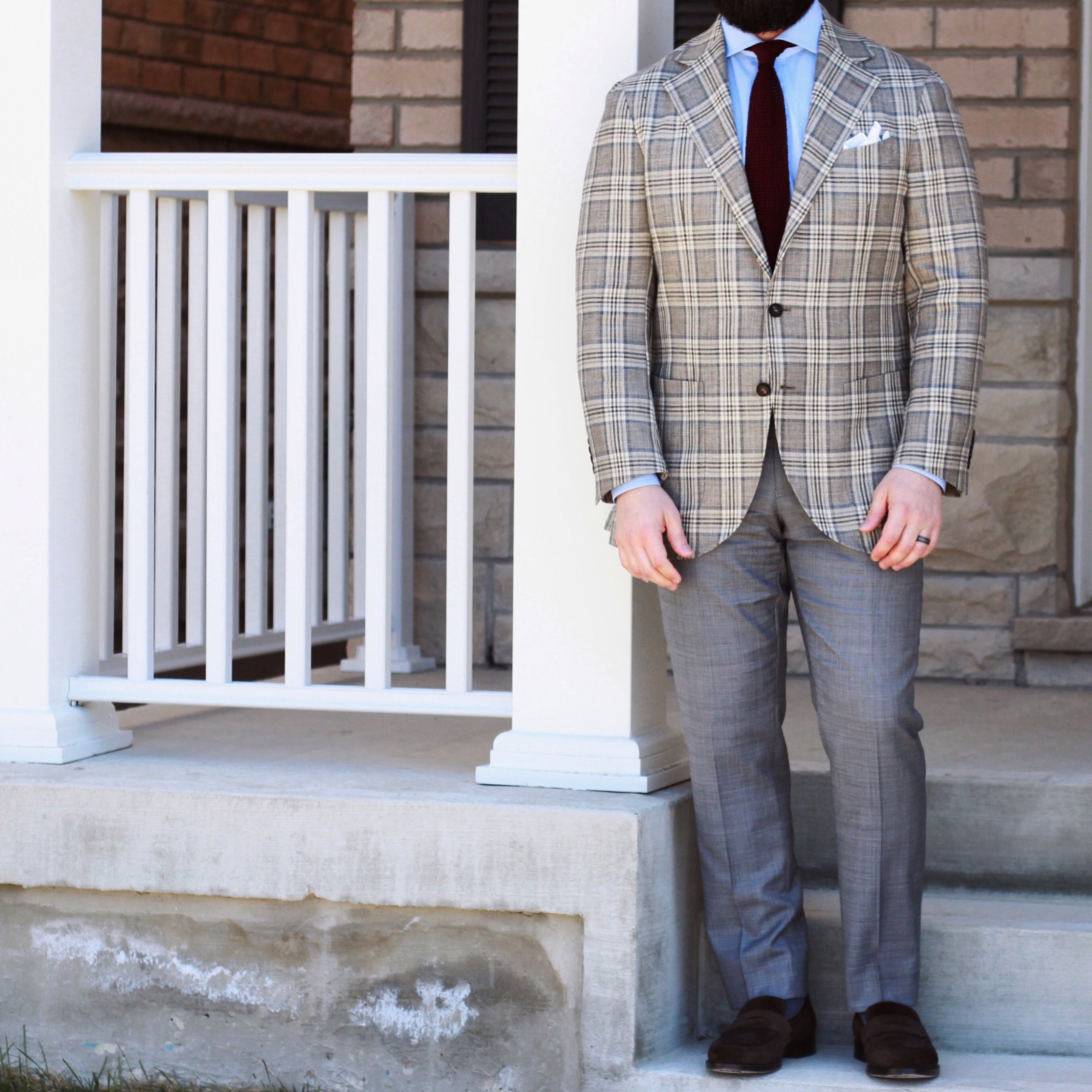 sport coat, spring/summer, pattern, afterthesuit, spier mackay, oxford rowe, what i wore