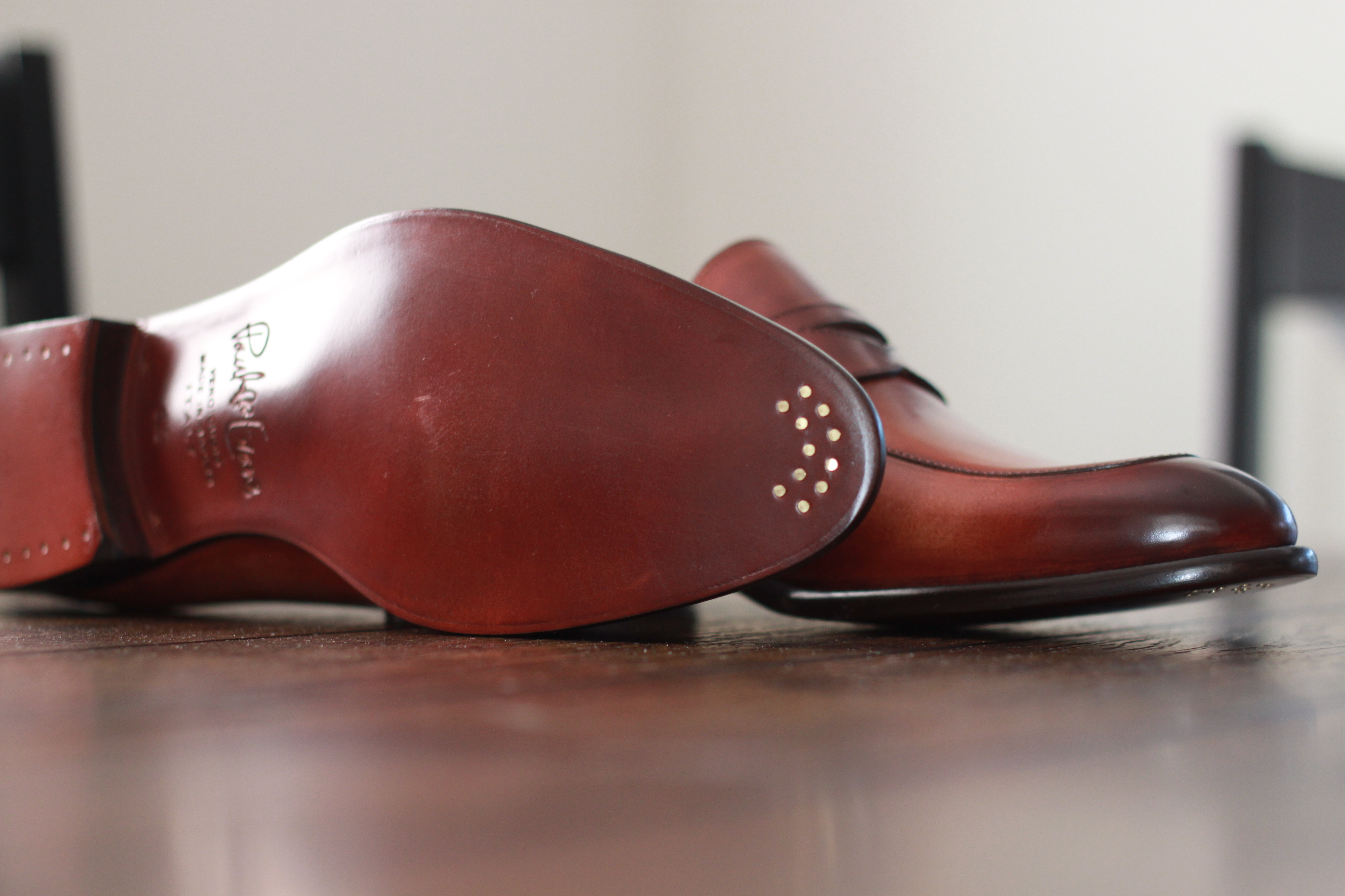 reviewed, product review, loafers, paul evans ny, blake rapid stitch