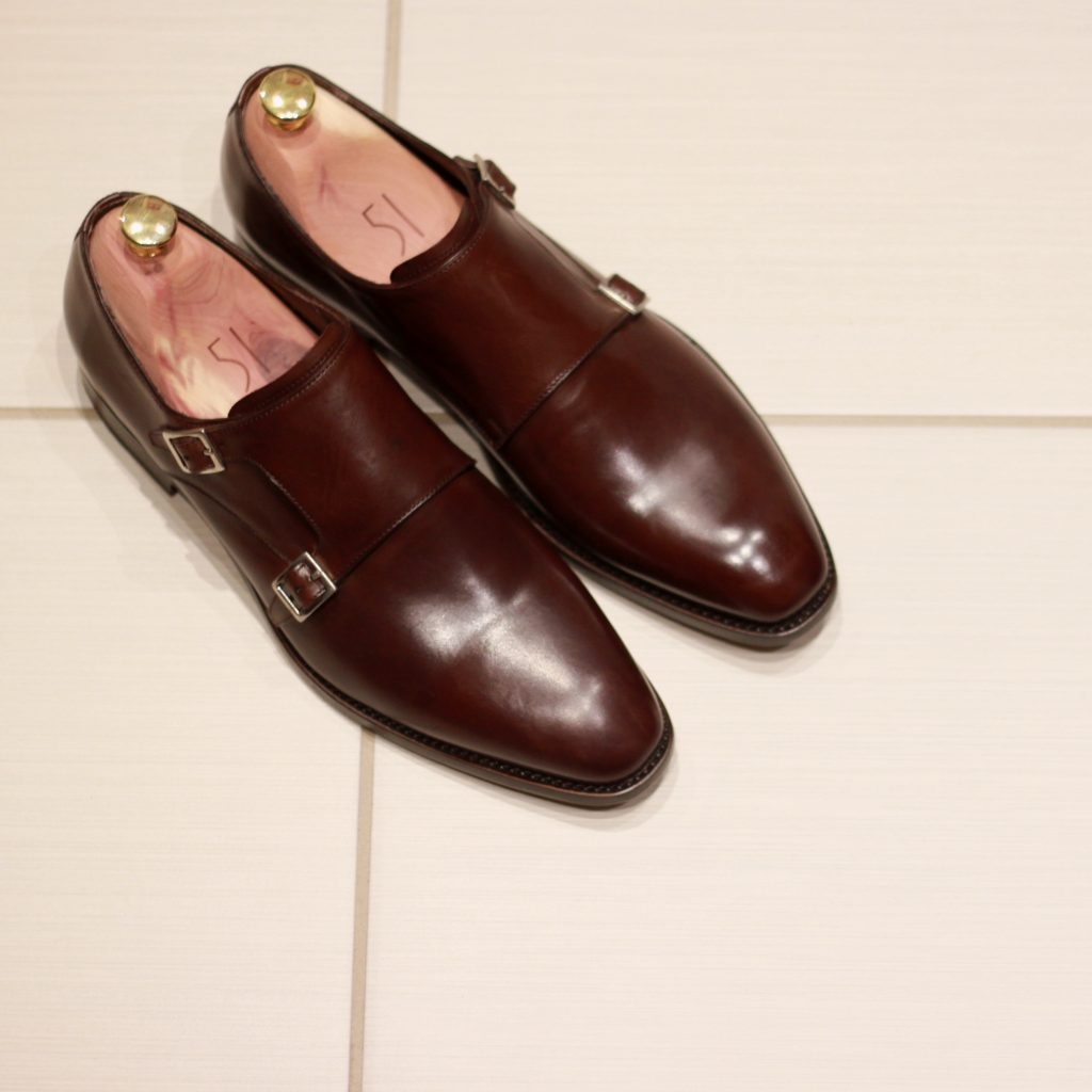 51Label, 51Label review, double monks, Haste, leather, after the suit