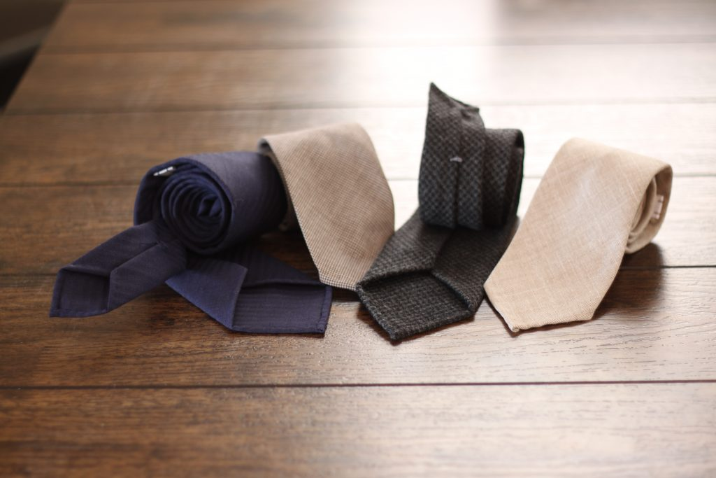 after the suit, oxford rowe, oxford rowe review, wool ties, handmade