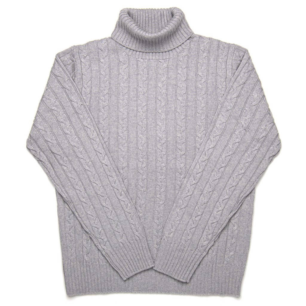 turtleneck, cable knit, cable knit sweater, spier & mackay, spier and mackay