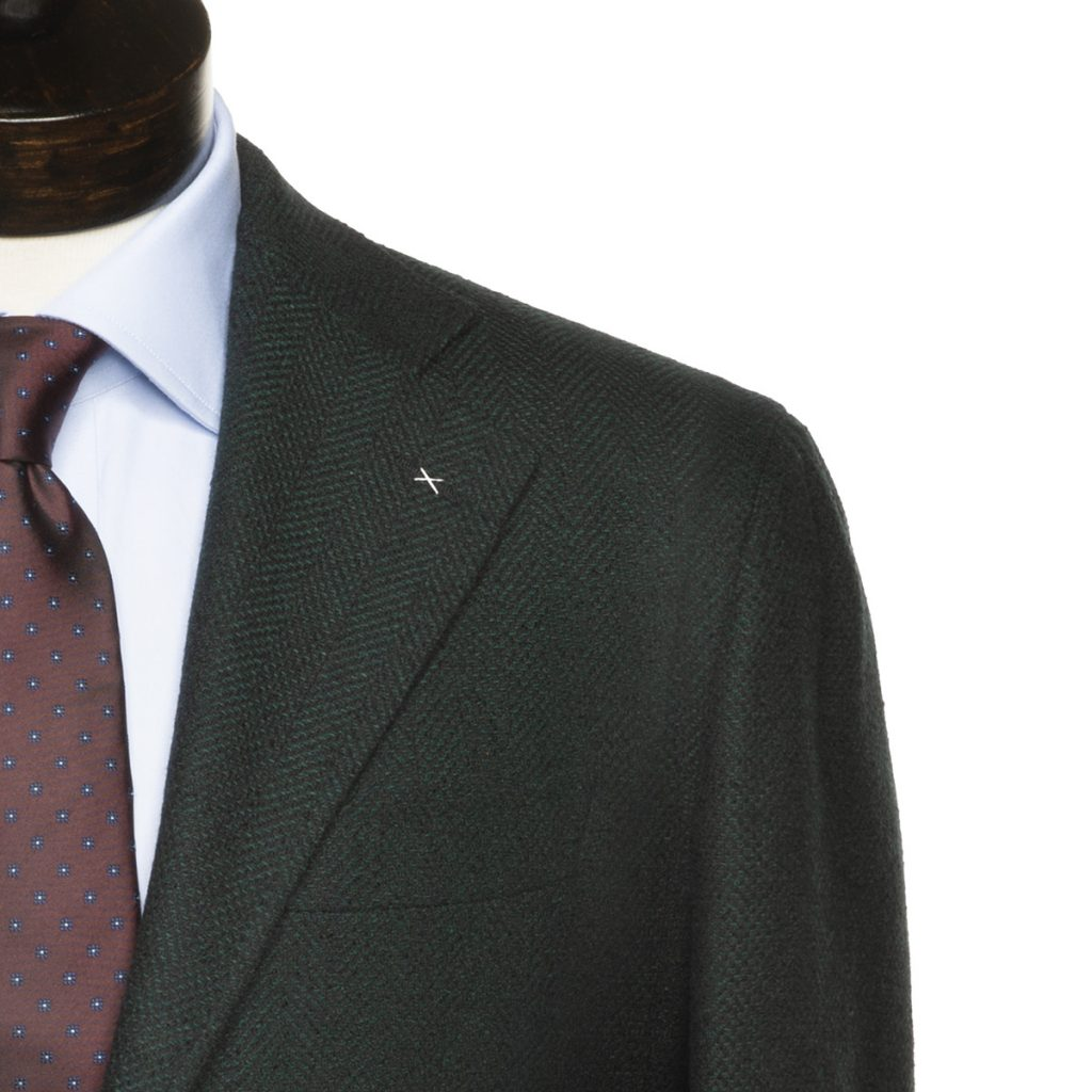 sport coat, green herringbone, spier and mackay, f/w19, inspiration, after the suit