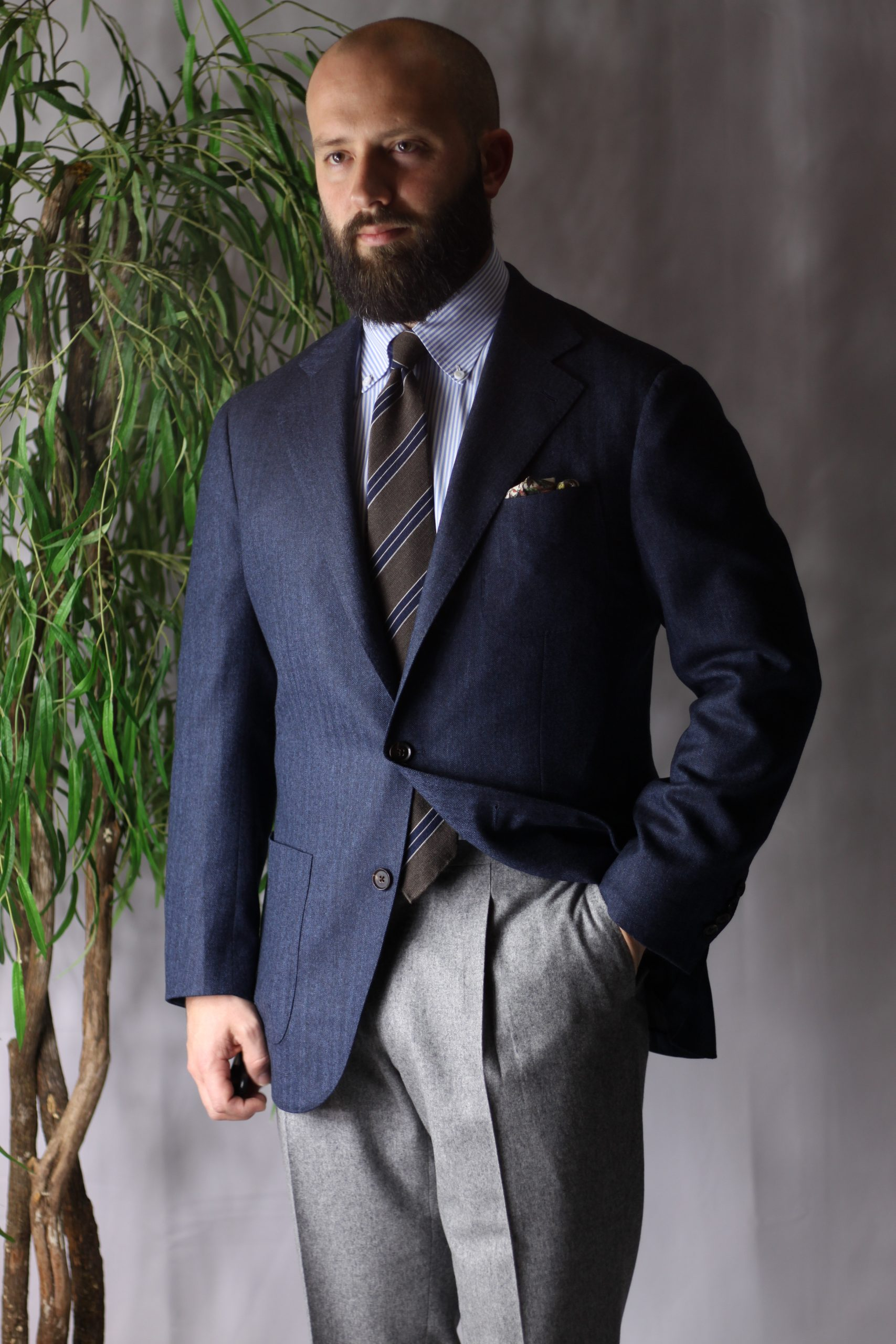 spier mackay, spier & mackay, mto, made to order, online mto, custom, sport coat, trousers