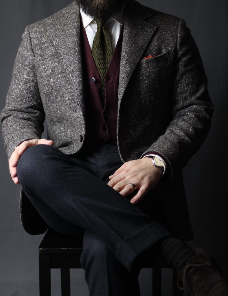 tailoring, charcoal, charcoal tailoring, charcoal trousers, contrast, afterthesuit, after the suit