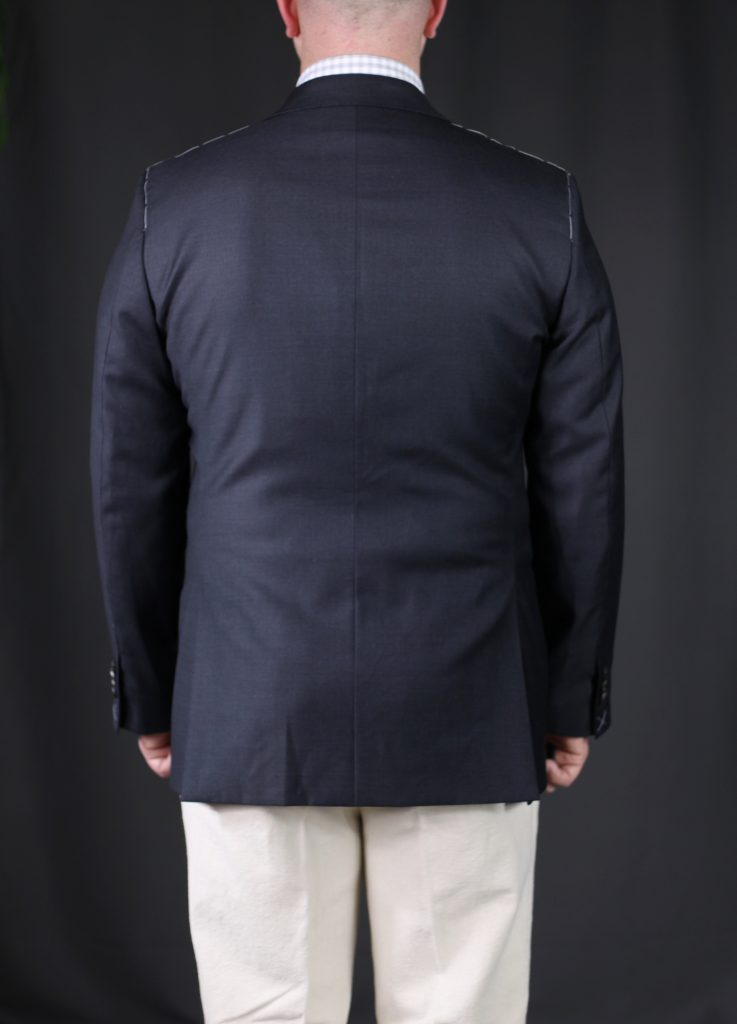 kent wang mtm, trial garment, mtm, mtm sport coat, kent wang, afterthesuit