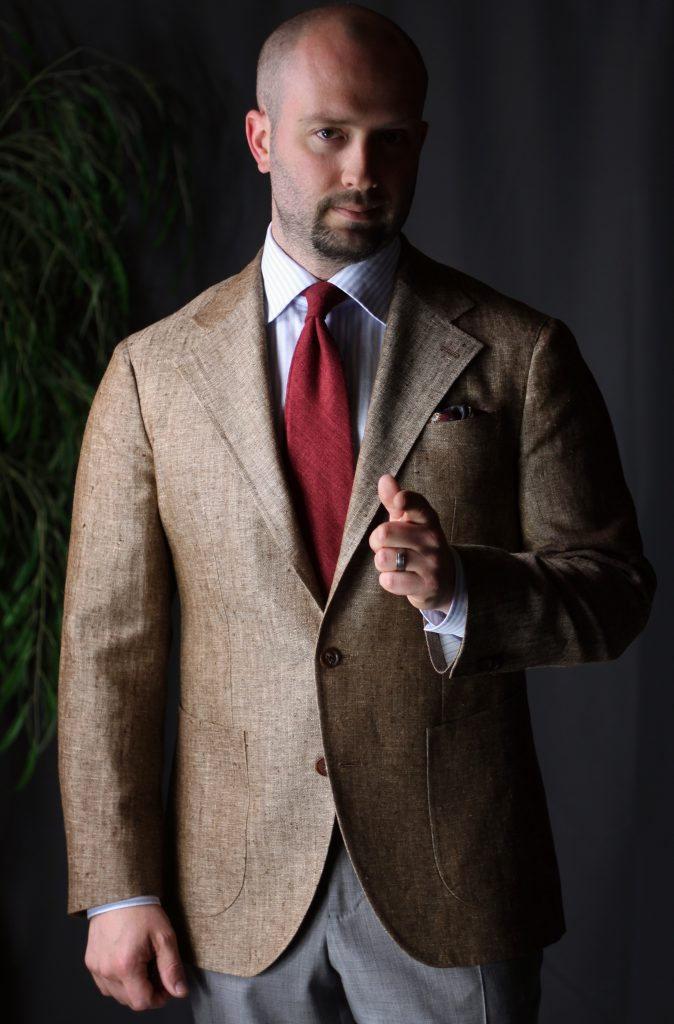 spier and mackay mto, summer tweed, die! workwear, after the suit, spier and mackay, mto