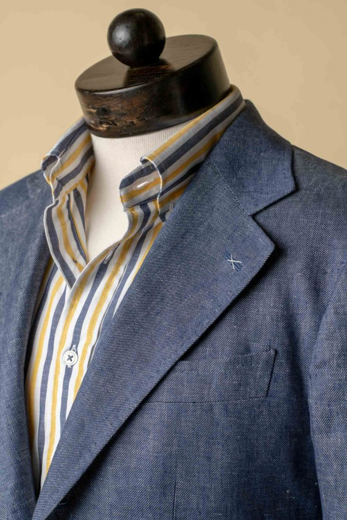denim, denim sport coat, spier and mackay, ss21, after the suit, new arrivals at spier and mackay