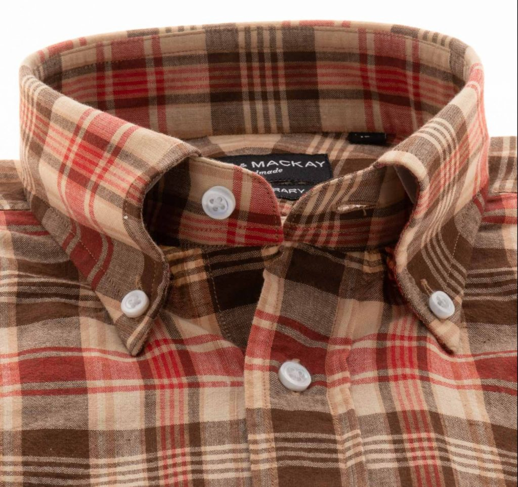 madras, spier and mackay, new arrivals at spier and mackay, ss21, after the suit, button down shirt